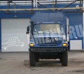 Вахтовый автобус на 24 посадочных мест на базе Mercedes-Benz Zetros