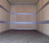 Фургон промтоварный клееный бескаркасный